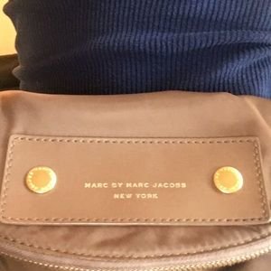 Chocolate and Gold Marc by Marc Jacobs Crossbody